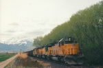 Union Pacific's CWELA,Springville,Utah April 20,1997